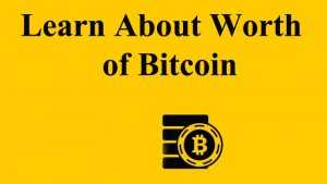 bitcoin-worth
