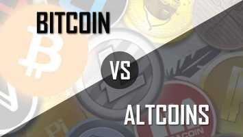 Bitcoin Altcoin Prices