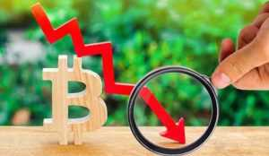 Bitcoin hits Lowest