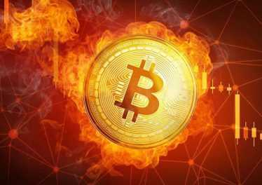 Cryptocurrency marke